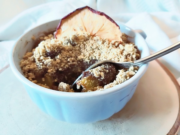 Vegan Mug Crumble