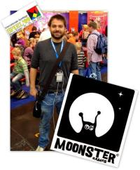 Emmanuel Beltrando - Moonstergames.com