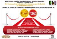 29eme Concours de Boulogne - proclamation au Mondu du Jeu