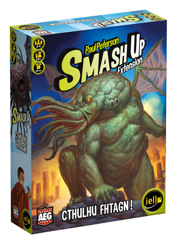 Cthulhu Smash up