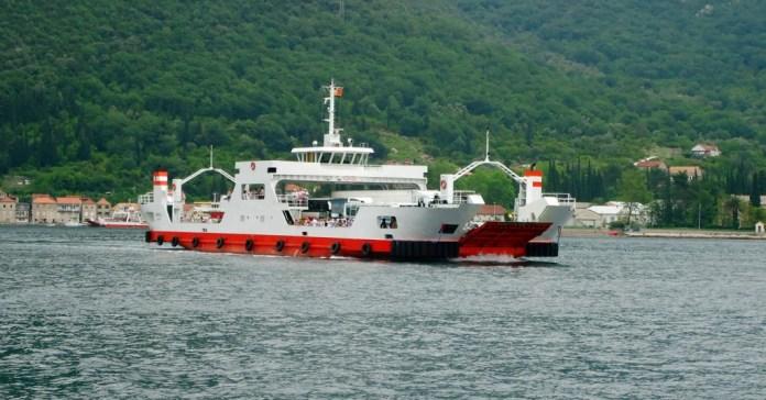 Pomorski saobraćaj Kamenari