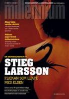 Flickan som lekte med elden - Stieg Larsson