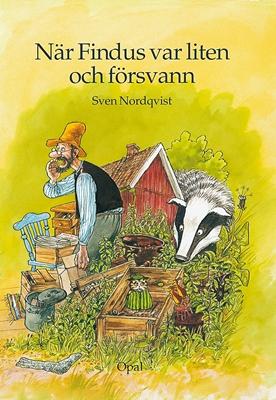 När Findus var liten och försvann - Sven Nordqvist