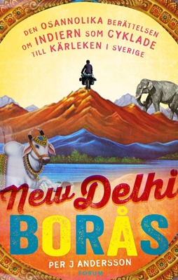 New Delhi - Borås - Per J. Andersson