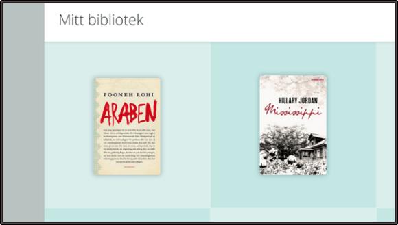Bokrea på e-böcker