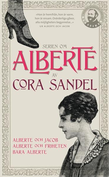 Serien om Alberte - Cora Sandel