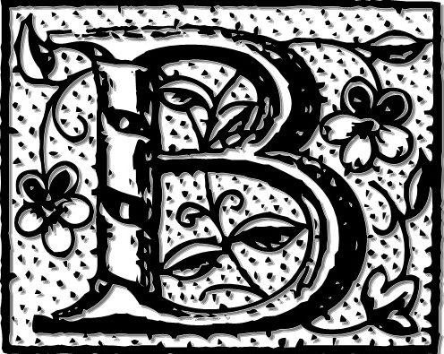Bokblomma