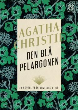 Den blå pelargonen - Agatha Christie