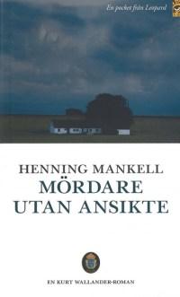 Mördare utan ansikte av Henning Mankell