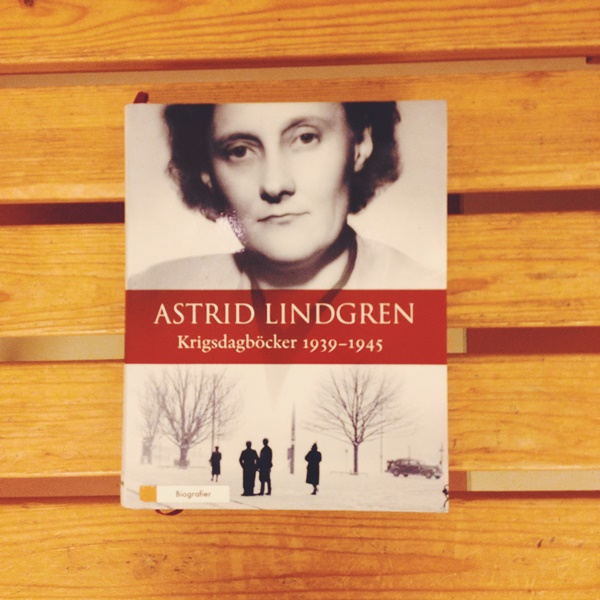 Krigsdagböcker av Astrid Lindgren