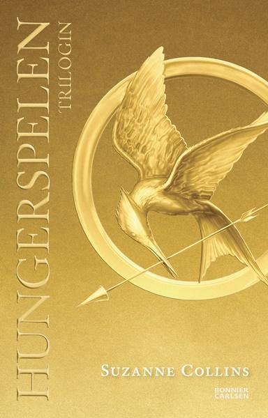 Hungerspelen - trilogin - Suzanne Collins