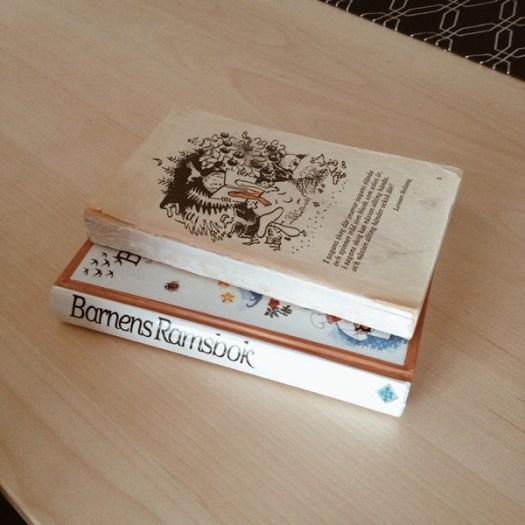 Barnens versbok och Barnens ramsbok