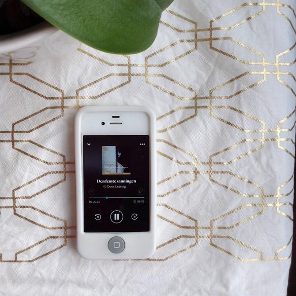 Den femte sanningen i BookBeat-appen