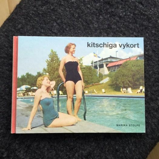 Kitschiga vykort av Marika Stolpe