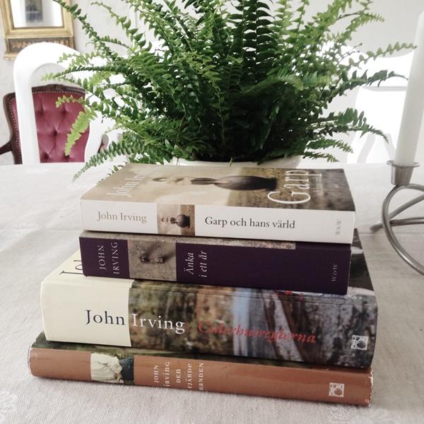 Böcker av Johan Irving