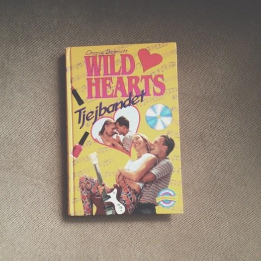 Wild hearts: Tjejbandet av Cherie Bennet