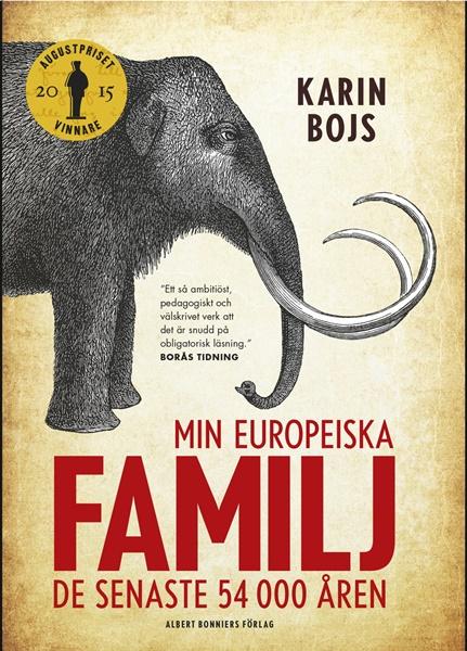 Min europeiska familj av Karin Bojs