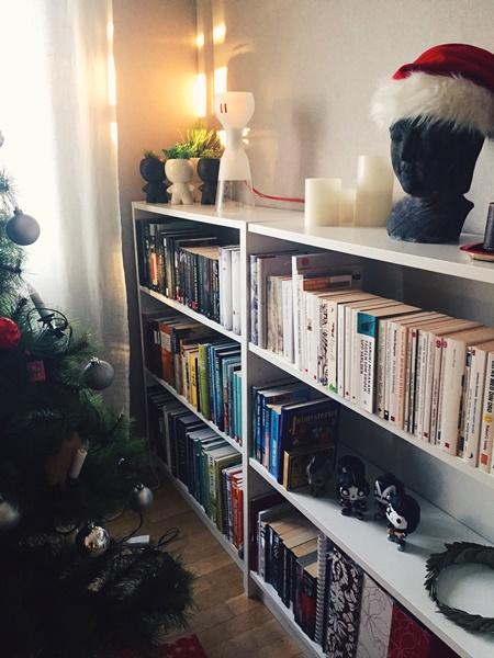 Mina lästa böcker
