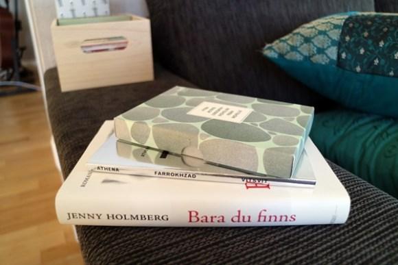Astrid Lindgren-noveller, Vitsvit av Athena Farrokhzad och Bara du finns av Jenny Holmberg