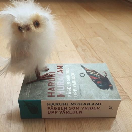 Fågeln som vrider upp världen av Haruki Murakami