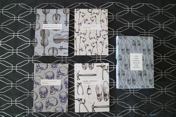 Fyra Selma Lagerlöf-noveller från Novellix