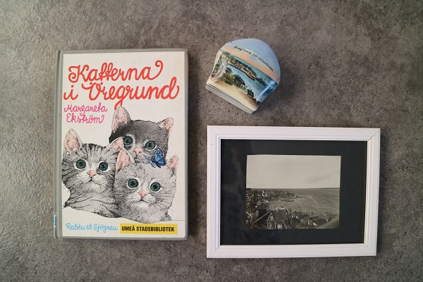 Katterna i Öregrund av Margareta Ekström