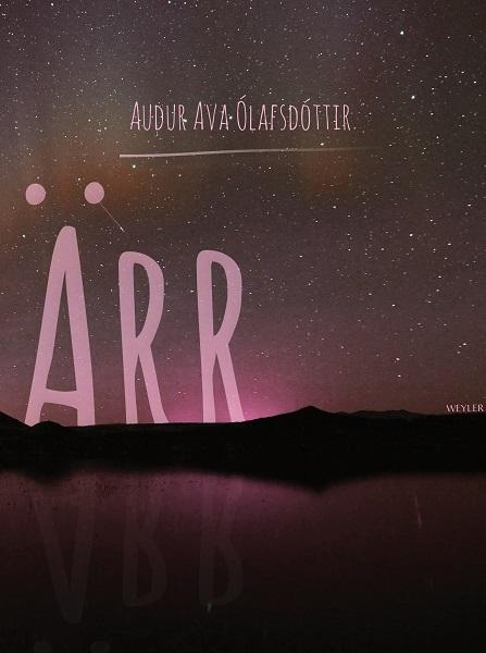 Ärr av Audur Ava Ólafsdotter