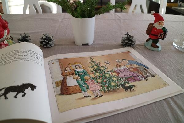 Ur Petters och Lottas jul av Elsa Beskow
