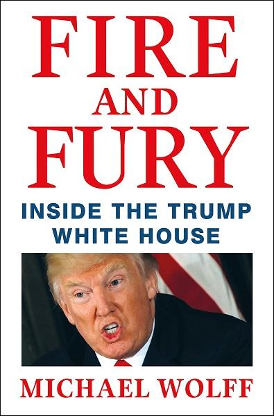 Fire and fury av Michael Wolff