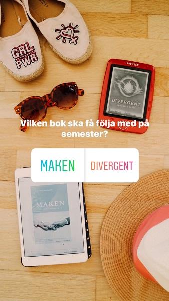 Divergent eller Maken..?
