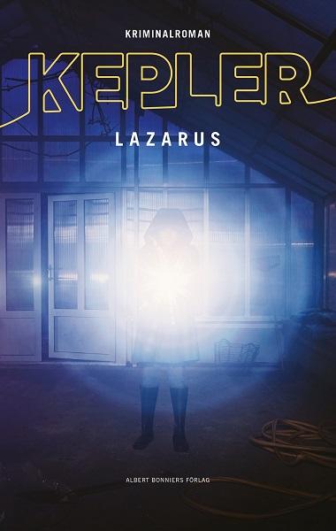 Lazarus av Lars Kepler