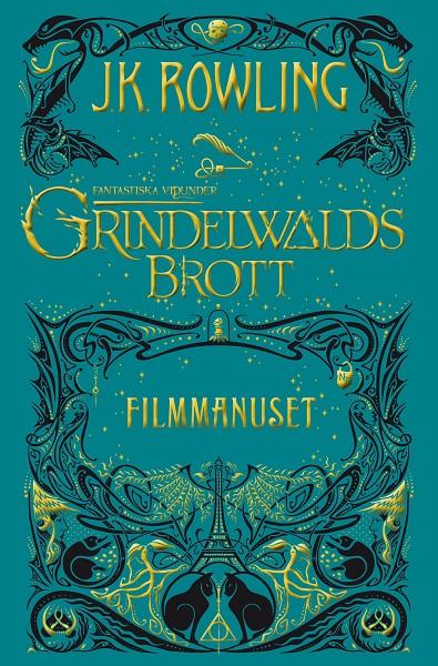 Grindewalds brott av J.K. Rowling