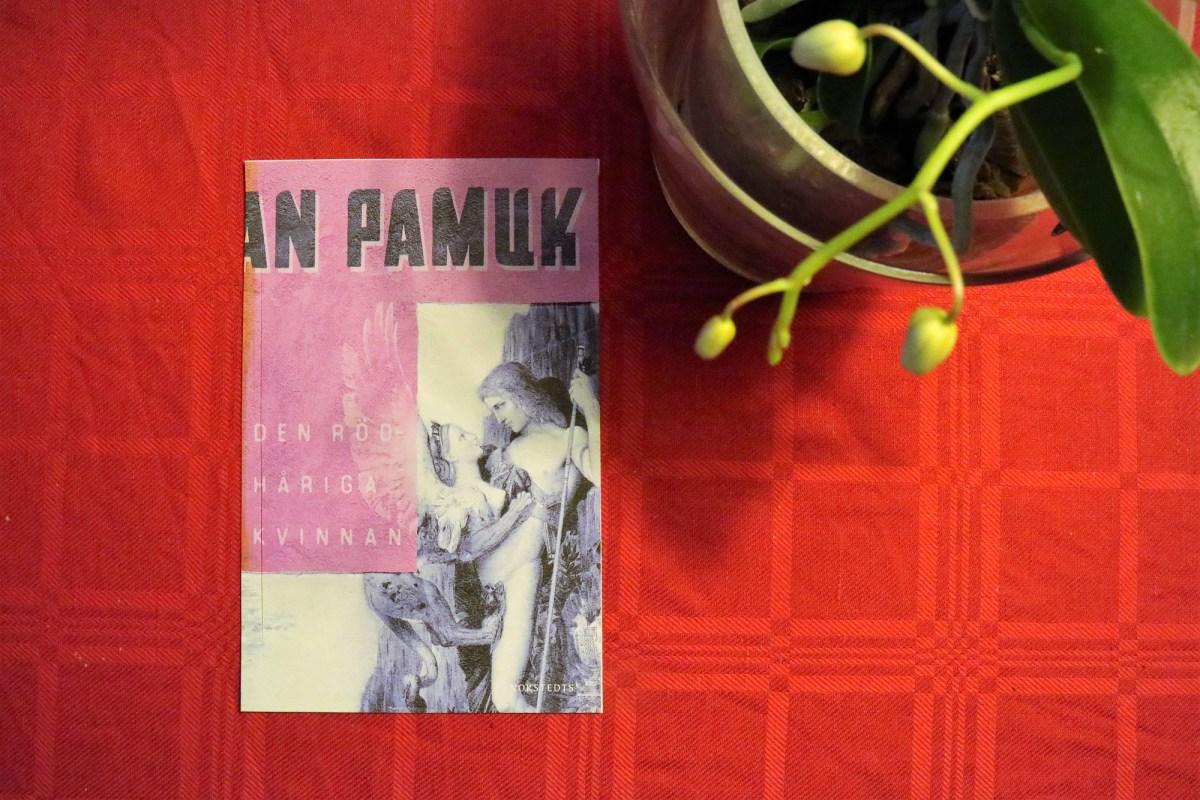 Den rödhåriga kvinnan av Orhan Pamuk