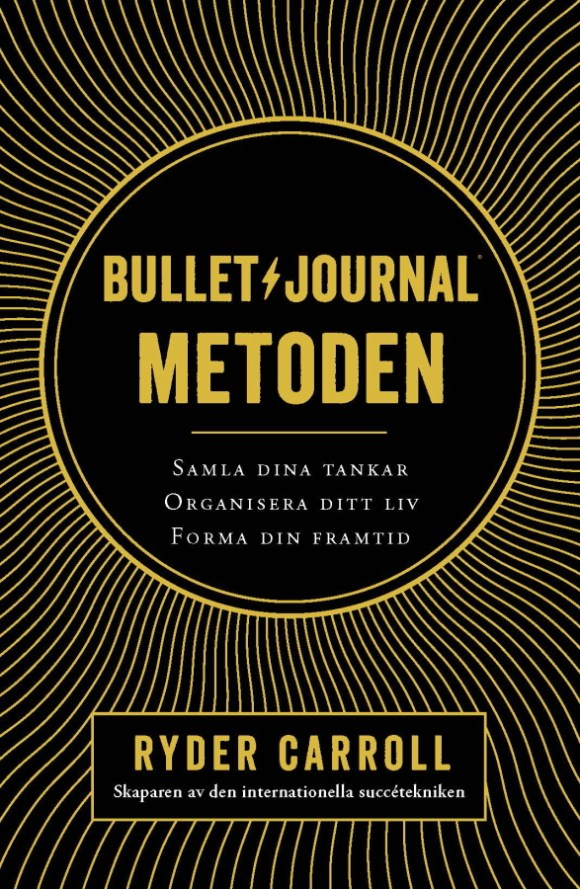 Bullet journal-metoden av Ryder Carroll