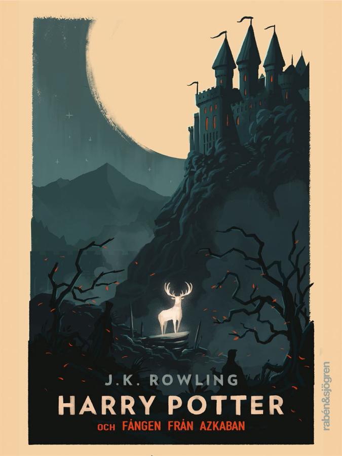 Harry Potter och fången från Azkaban av J.K. Rowling