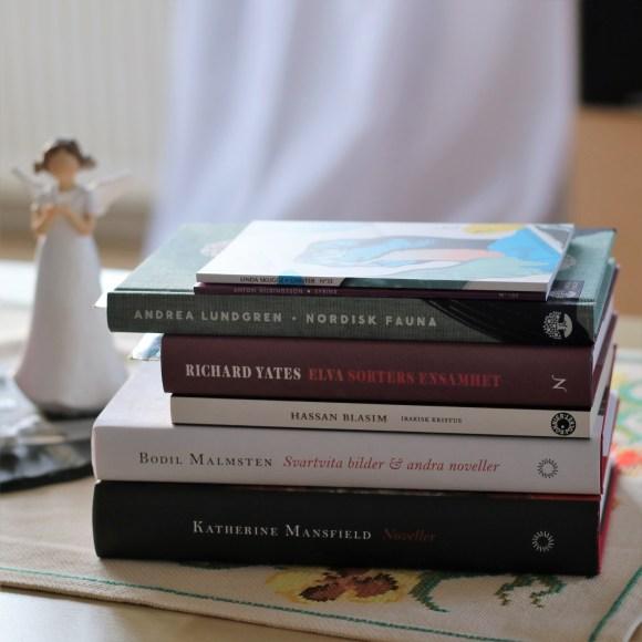 Några av mina noveller...