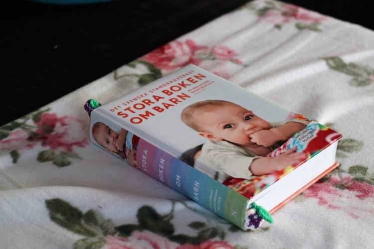 Stora boken om barn av Lena Lidbeck, Kristina Hofsten och Mia Coull