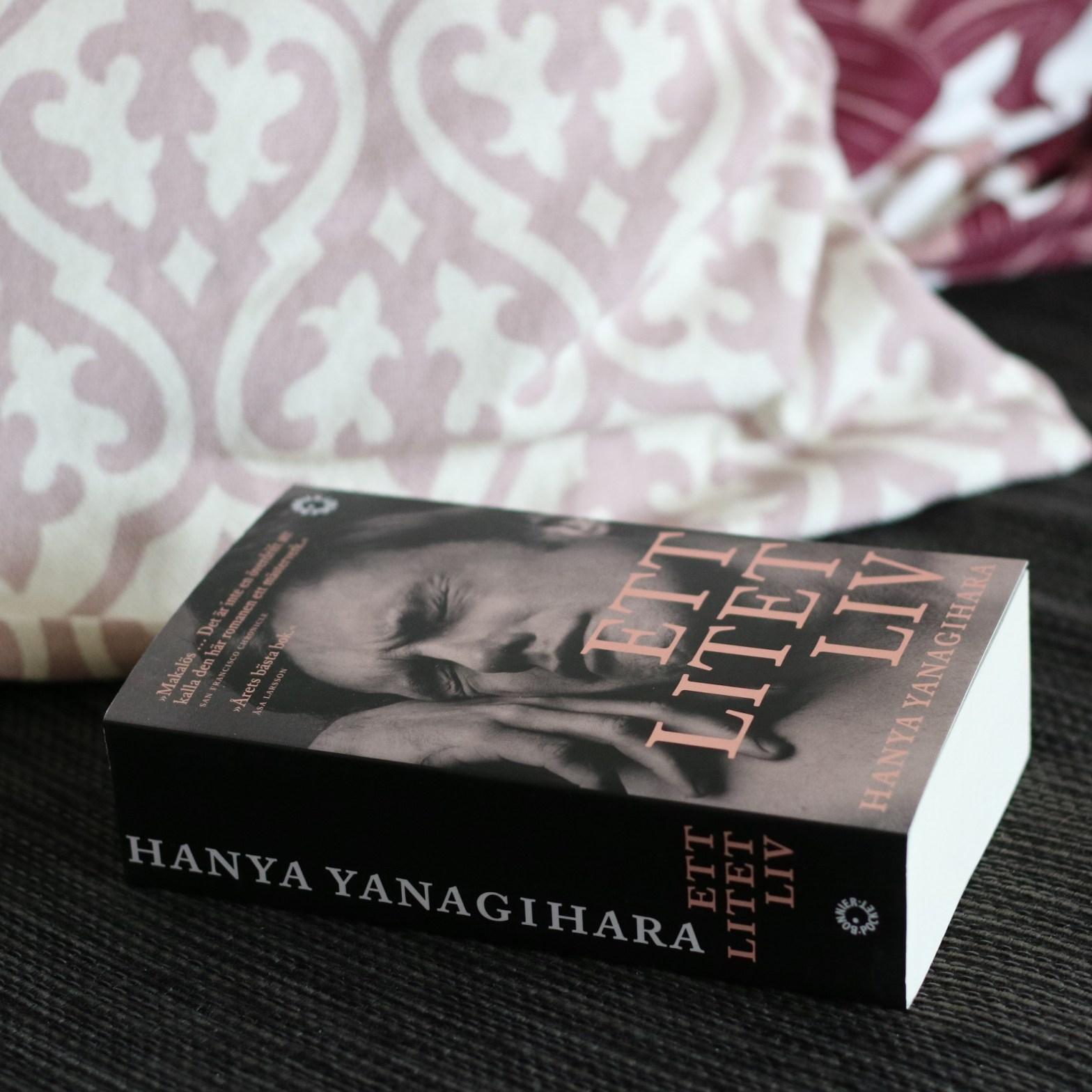 Ett litet liv av Hanya Yanagihara