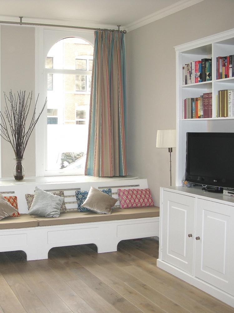 Interieur en meubels op maat  Boks architectuur