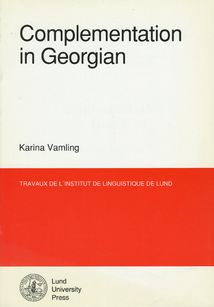 Complementation in Georgian