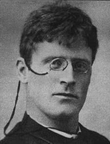 Knut Hamsun - bilde fra 1890