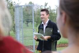 DI Manfred Pendl, Mitarbeiter der Wiener Umweltschutzabteilung (MA 22)