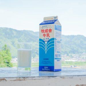 牧成舎牛乳6本セット – 牧成舎(ぼくせいしゃ)の通販サイト