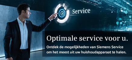 Siemens wasmachine service