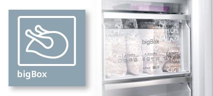 Siemens koelenvriezen bigbox