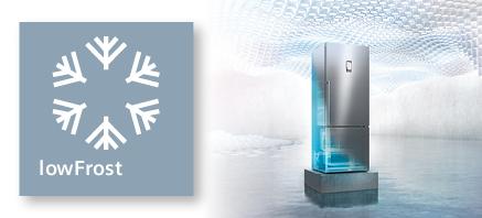 Siemens koelenvriezen lowFrost