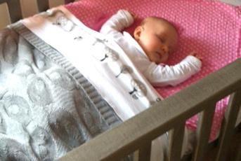Deken Babybed