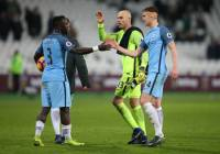 willy caballero, bacary sagna