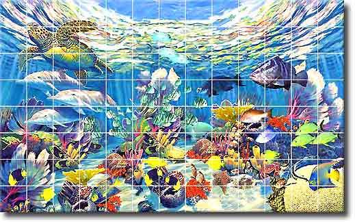 murals ceramic tile murals tile