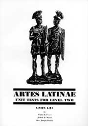 Artes Latinae Level 2, Unit Test Booklet